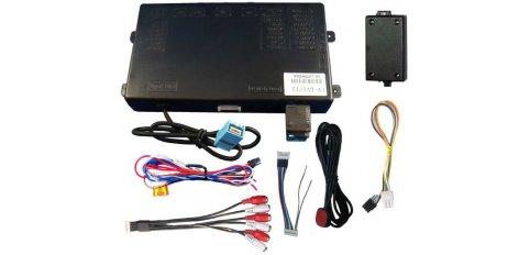 Bakkamera og Videointerface til original OPEL DVD900 / CD600 multimedia anl�g